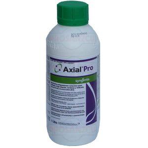 Herbicida Axial Pro 1L. Prosanzcu.